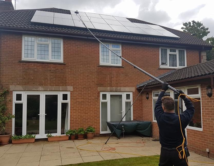 Hippo Cleaning Southampton Window Cleaning Gutter Conservatory Soffit And Fascia
